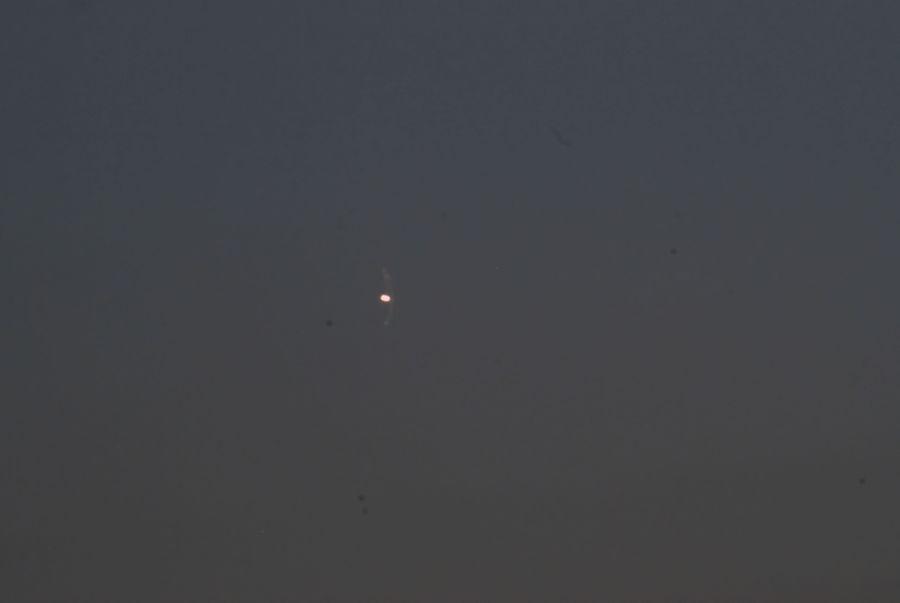 Венера в вечернем небе. Фото © Flickr / Miroslav Sido