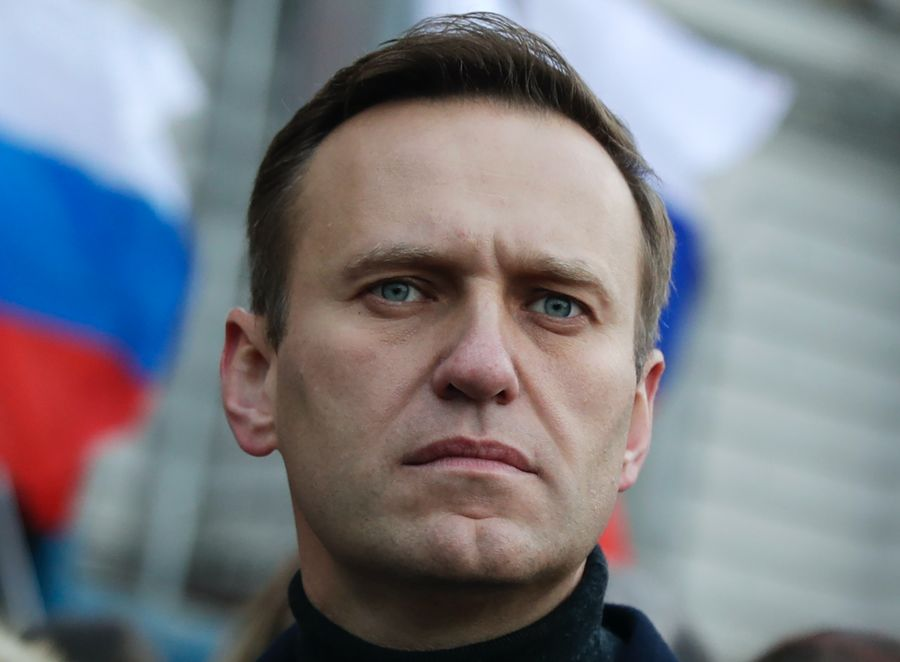 <p>Алексей Навальный. Фото © AP / TASS</p>