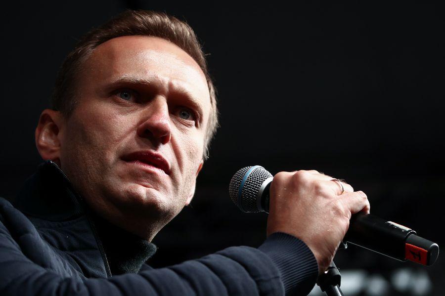 <p>Алексей Навальный. Фото © Сергей Бобылев / ТАСС</p>