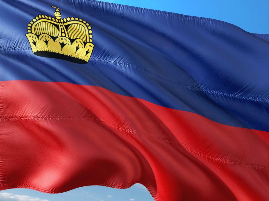 <p>Флаг Лихтенштейна. Фото © Pixabay</p>
