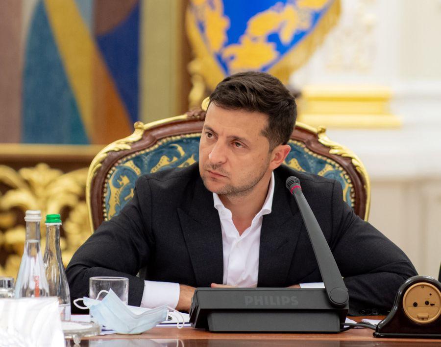<p>Владимир Зеленский. Фото © Офис Президента Украины</p>