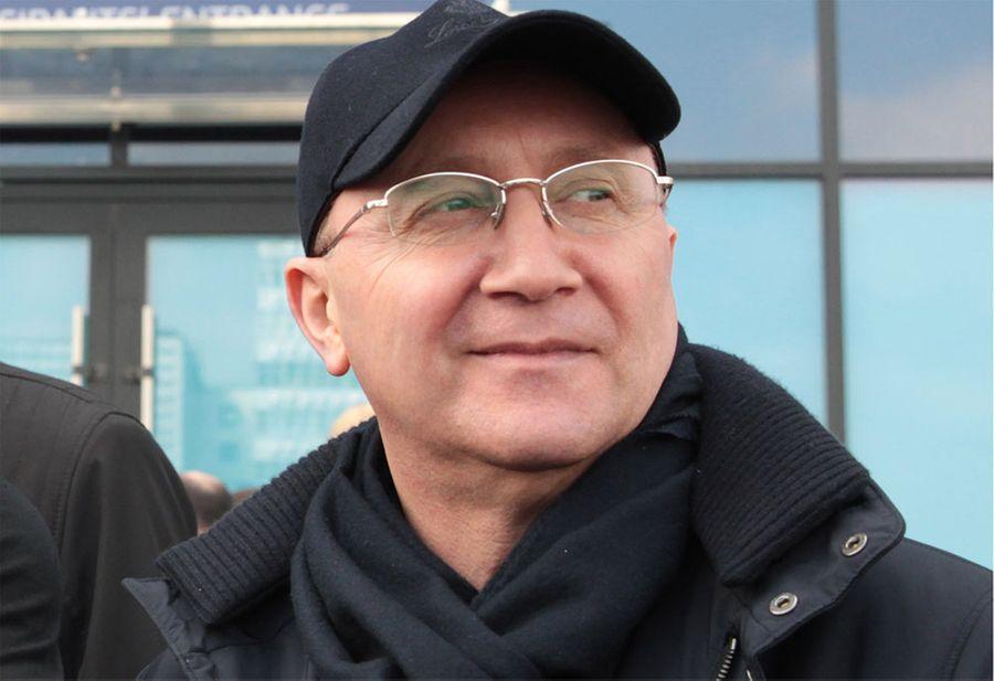 Павел Бальский. Фото © ТАСС / Гердо Владимир