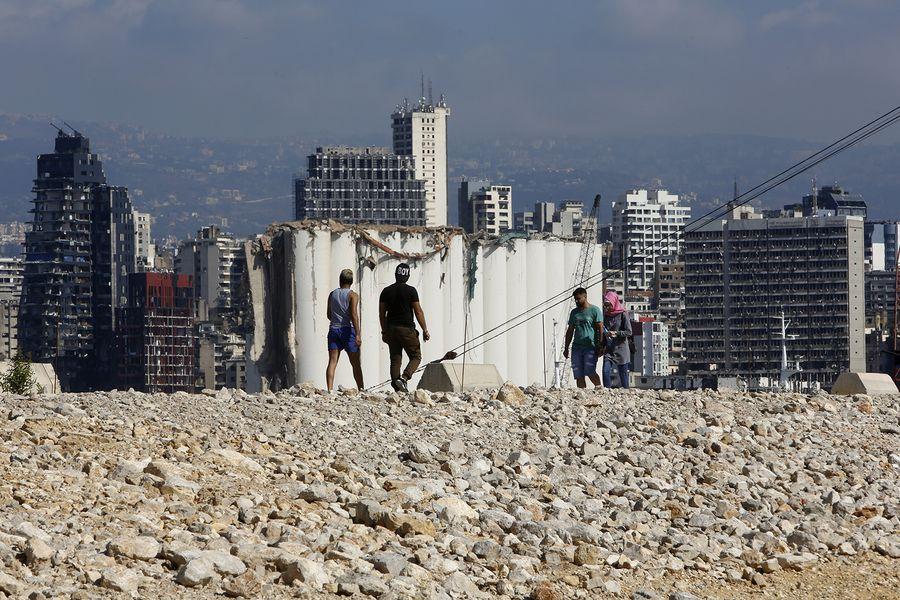 <p>Фото © Marwan Bou Haidar / APA Images via ZUMA Wire</p>