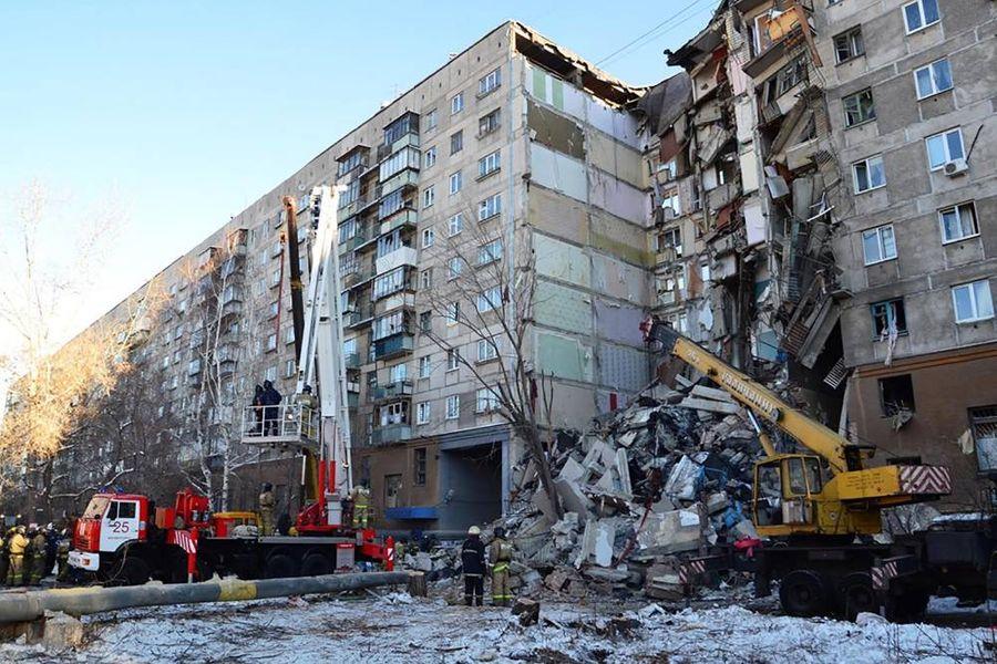 Фото © ТАСС / Пресс-служба ГУ МЧС по Челябинской области