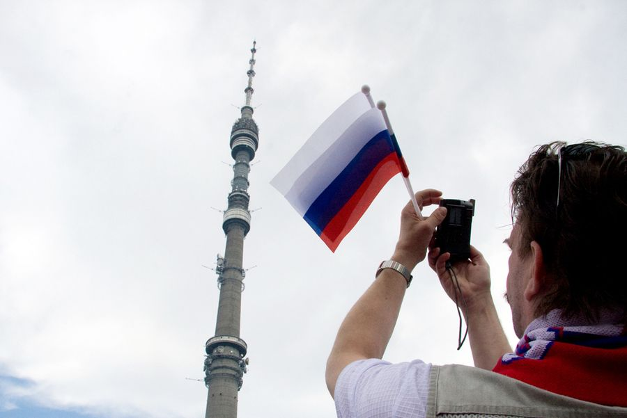Фото © ИТАР ТАСС / Андрей Свитайло