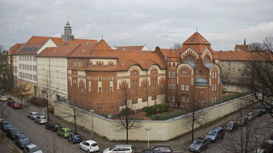 """Женская тюрьма """"Панков"""" в Берлине. Фото © BILD / Wolf Lux"""