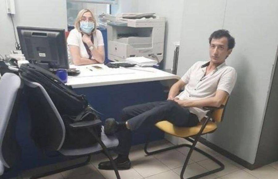 "<p>Предполагаемый захватчик. Фото © Facebook / <a href=""https://www.facebook.com/anton.gerashchenko.7"" target=""_blank"" rel=""noopener noreferrer"">Антон Геращенко</a></p>"