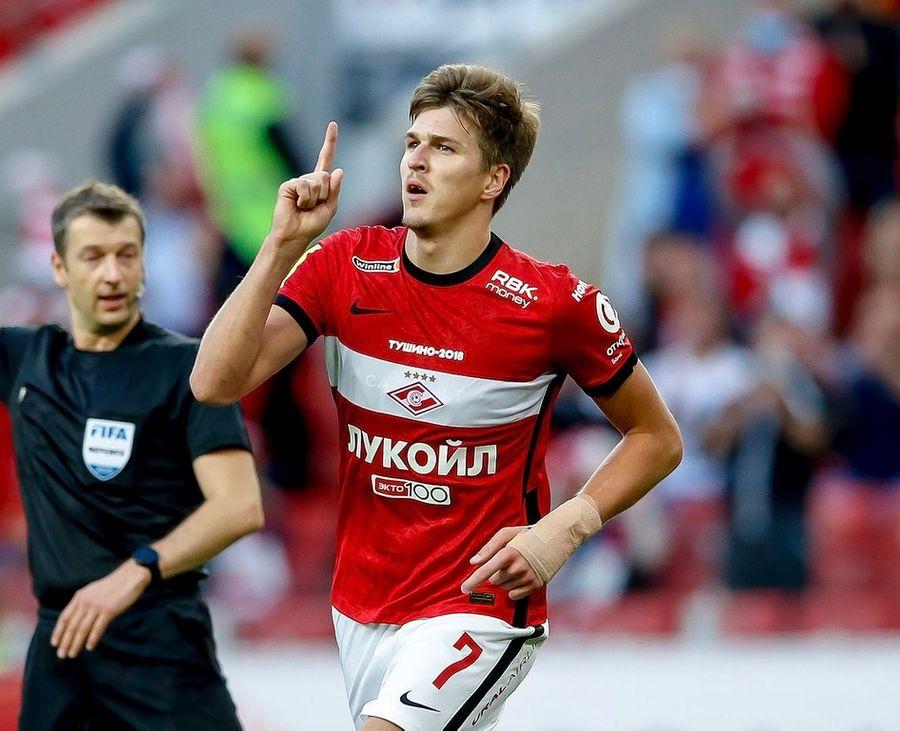 "<p>Фото © Twitter / <a href=""https://twitter.com/fcsm_official/status/1300154475143991298/photo/1"" target=""_blank"" rel=""noopener noreferrer"">ФК ""Спартак"" (Москва)</a></p>"