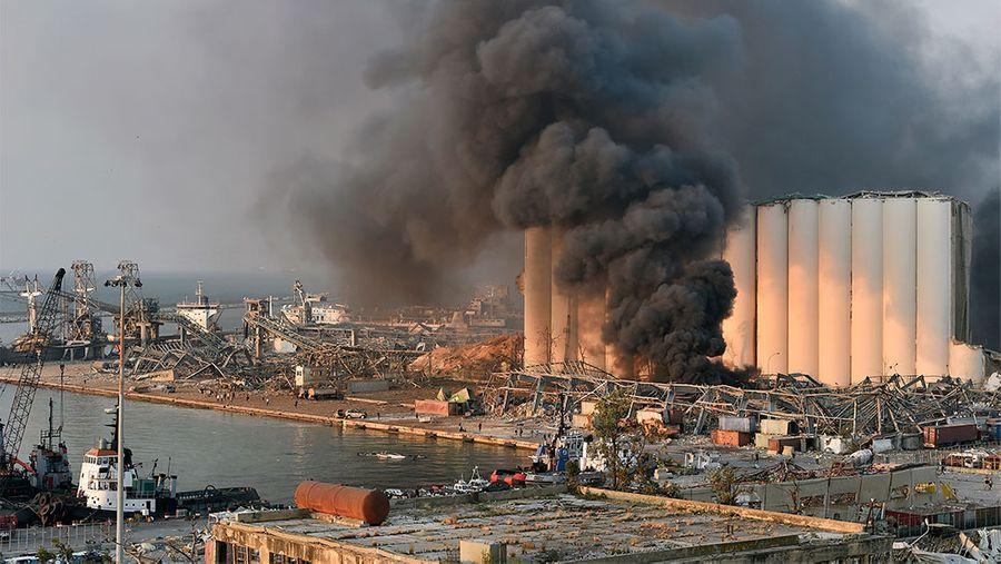 Фото © ТАСС / EPA / WAEL HAMZEH