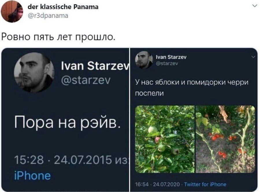 Фото © Twitter / starzev