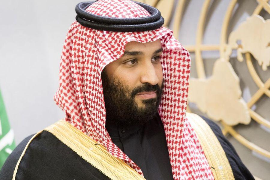 <p>Мухаммед ибн Салман. Фото © Zuma / TASS</p>