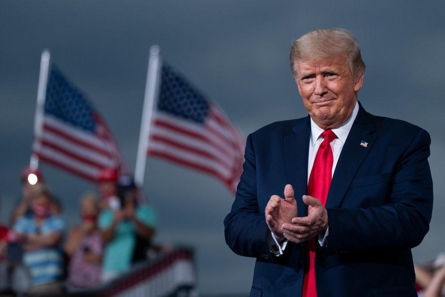 <p>Фото © ТАСС / AP Photo / Evan Vucci</p>