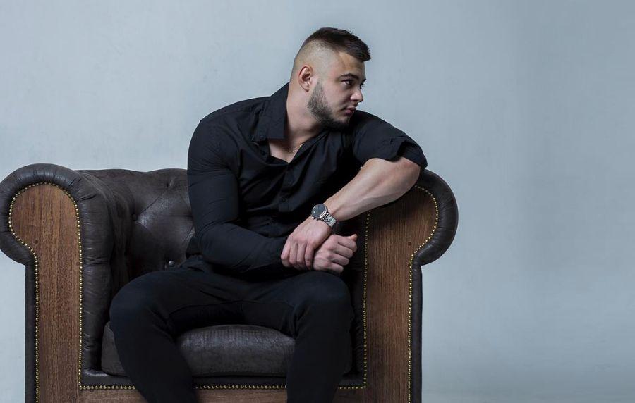 Никита Кулешов. Фото © Instagram/nikitocccc