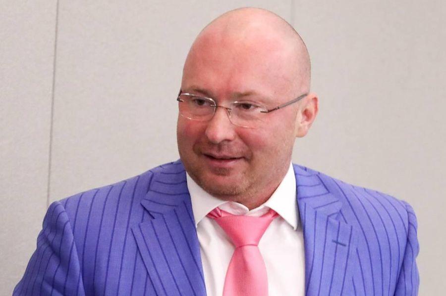 Депутат Госдумы Игорь Лебедев. Фото © ТАСС / Антон Новодережкин