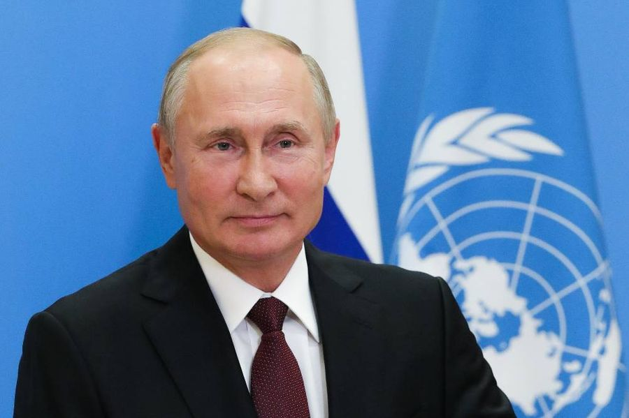 <p>Фото © Михаил Климентьев / Пресс-служба Президента РФ / ТАСС</p>
