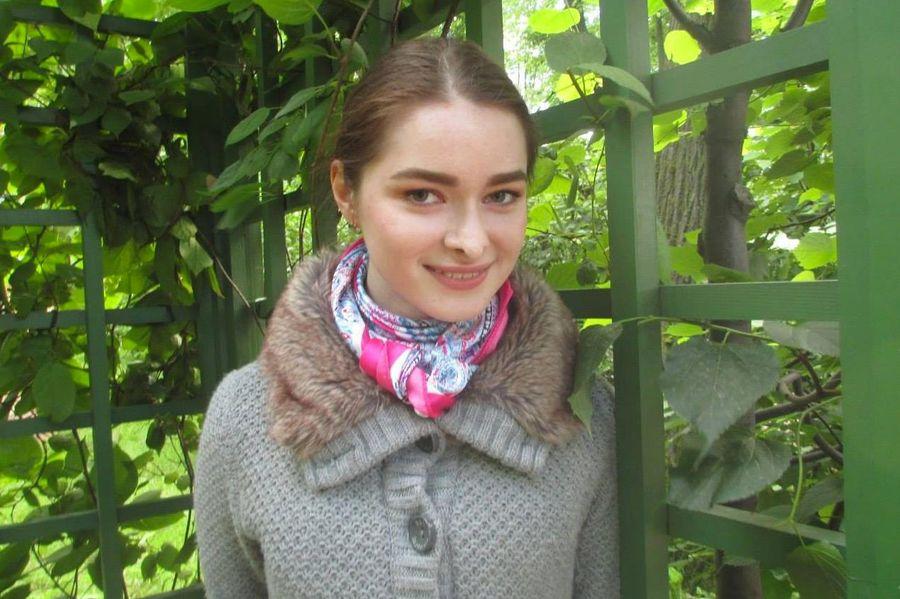 <p>Убитая Анастасия Ещенко. Фото © Соцсети</p>