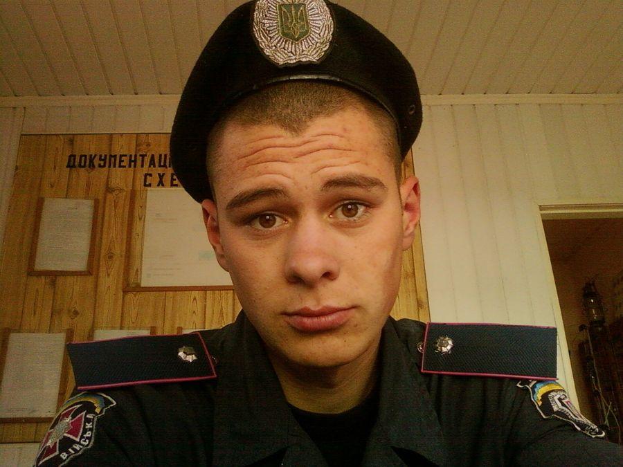 Задержанный по подозрению в чёрном риелторстве Андрей Любарец. Фото © VK / Андрей Любарец