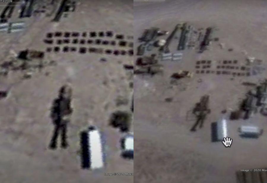 Кадры из видео © YouTube / UFO Sightings Daily
