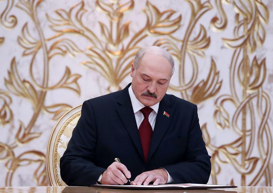 <p>Фото © ТАСС / БелТА / Николай Петров</p>