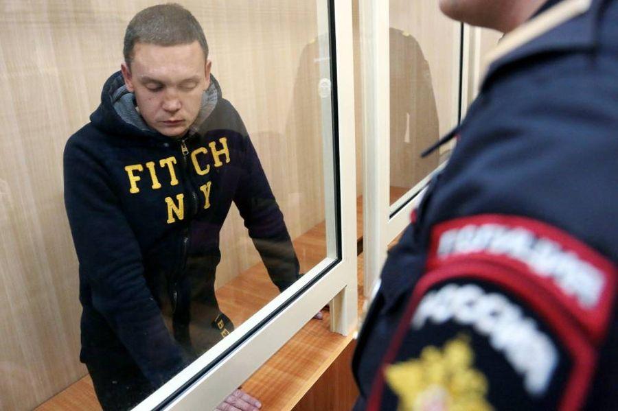 <p>Владелец хостела Сергей Щербаков. Фото © ТАСС / Кимерлинг Максим</p>