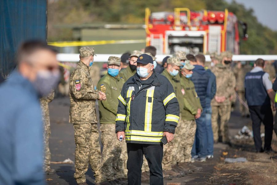 <p>Фото © Пресс-служба МВД Украины</p>