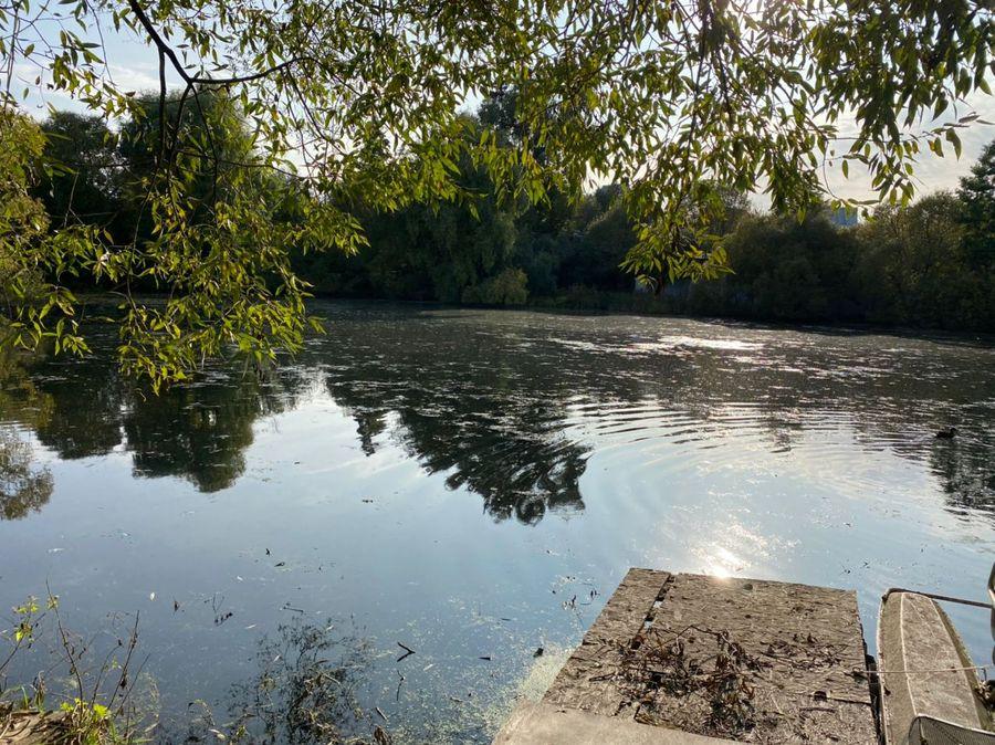 """Озеро возле """"Дома слепоглухих"""". Фото © LIFE"""