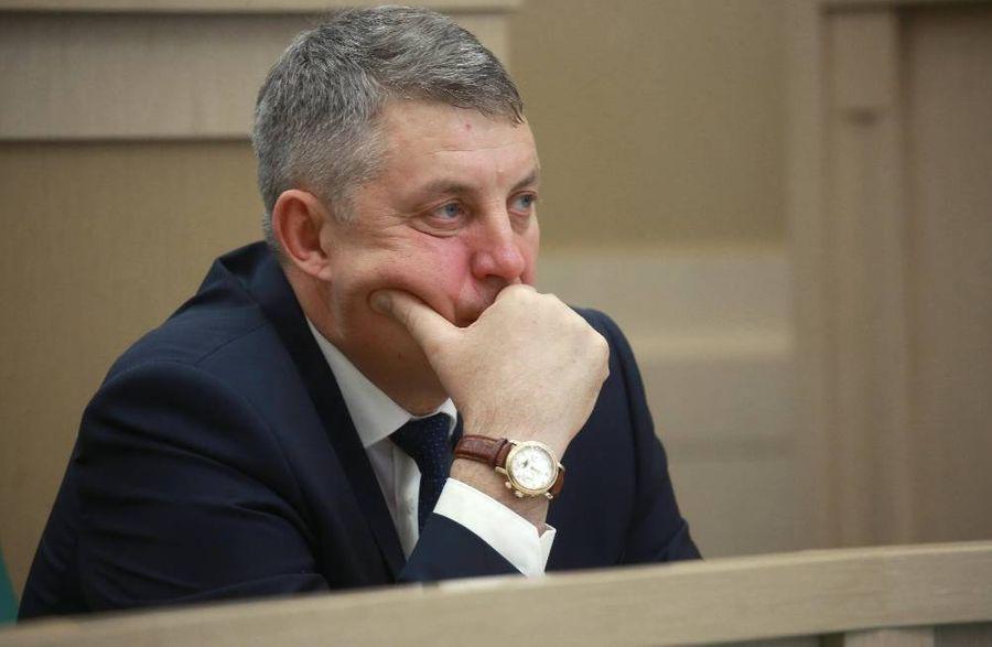 Александр Богомаз. Фото © ТАСС / Сергей Фадеичев