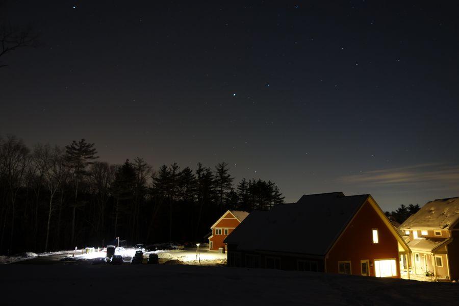 Созвездие Большого Пса. Самая яркая звезда — Сириус. Фото © Flickr / Jay Cross