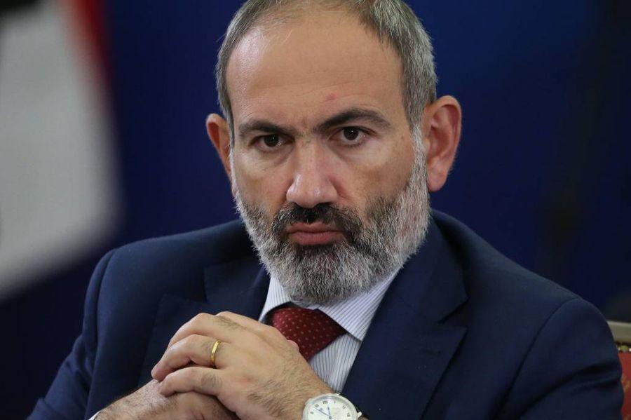 <p>Президент Армении Никол Пашинян. Фото © ТАСС / Андрей Епихин</p>