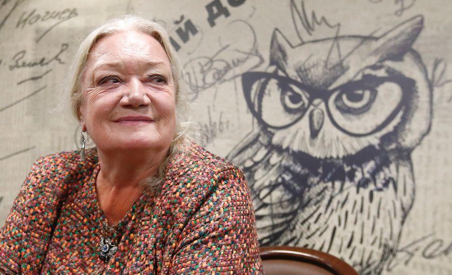 <p>Людмила Полякова. Фото © ТАСС / Артём Геодакян</p>
