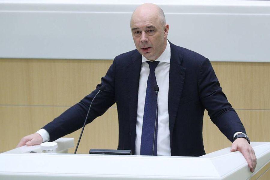 <p>Министр финансов РФ Антон Силуанов. Фото © ТАСС / Михаил Терещенко</p>