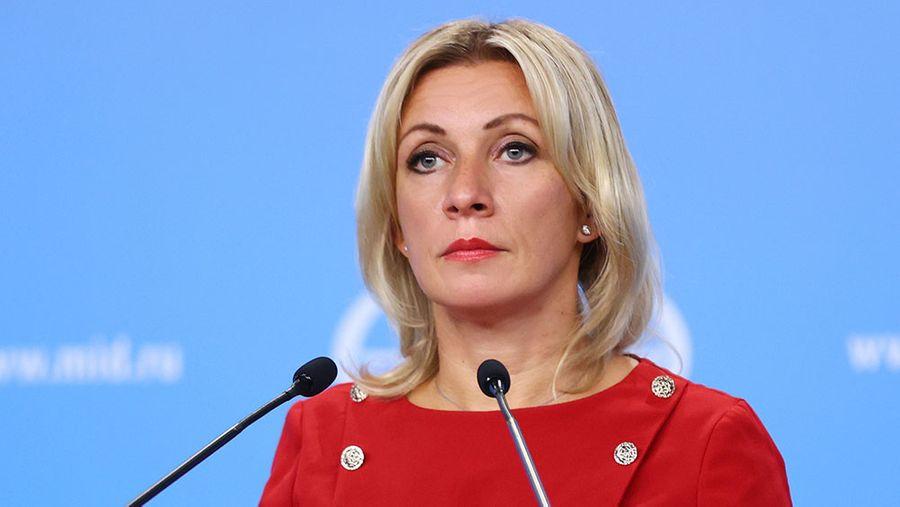 <p>Фото © ТАСС / Пресс-служба МИД РФ</p>