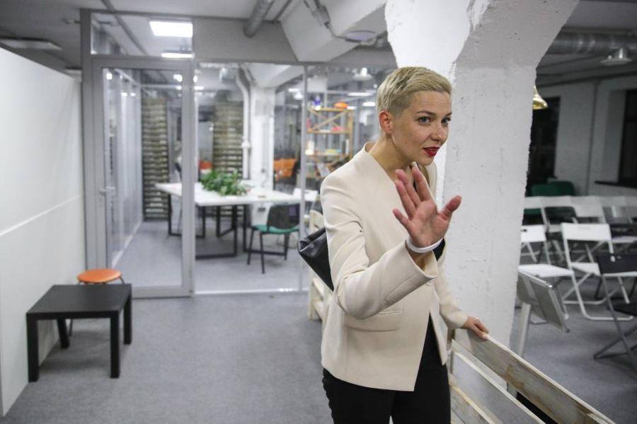 <p>Мария Колесникова. Фото © Сергей Бобылев / ТАСС</p>