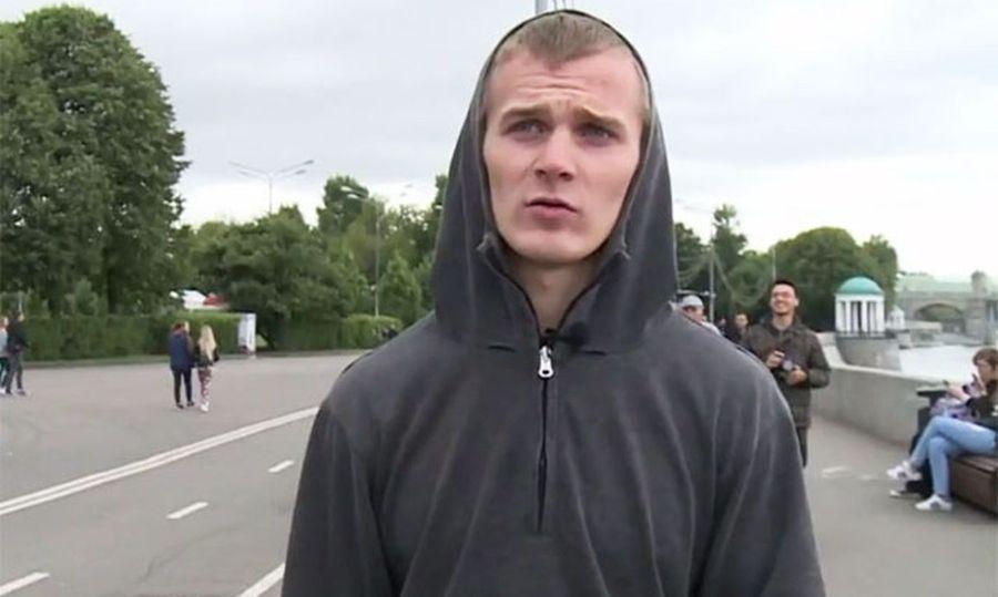 Корней Макаров уверял, что это несчастный случай. Скриншот © youtube.com