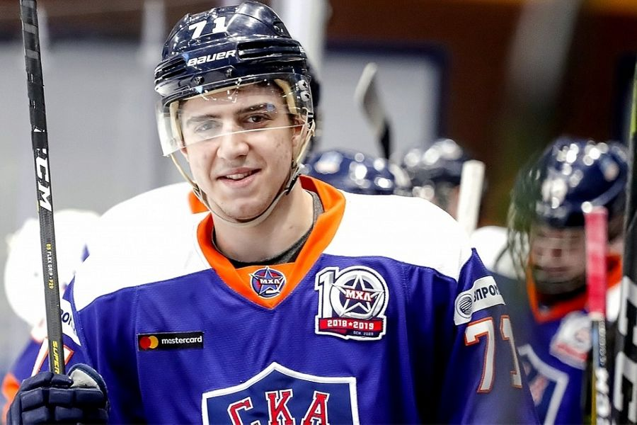 "<p>Илья Алтыбармакян. Фото ©<a href=""https://mhl.khl.ru/teams/ska_1946/news/1/764426/"" target=""_blank"" rel=""noopener noreferrer""> МХЛ</a></p>"