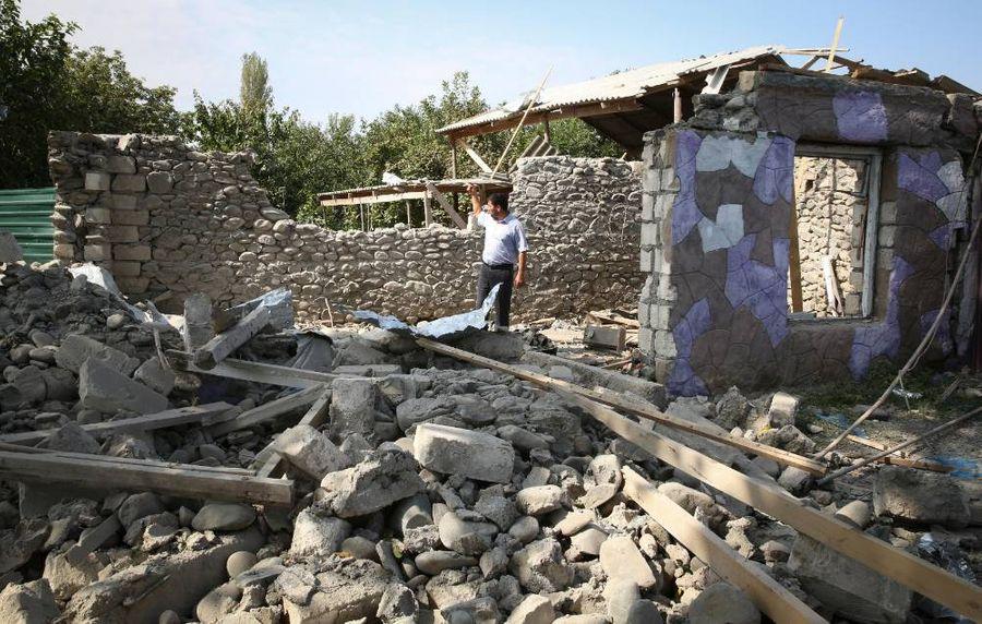 <p>Фото © ТАСС / AP / Aziz Karimov</p>