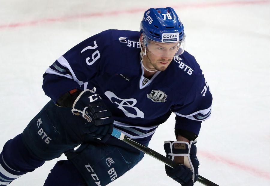 <p>Хоккеист Даниил Тарасов. Фото © ТАСС / Валерий Шарифулин</p>
