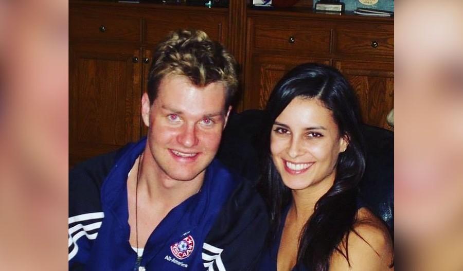 """<p>Закари Ти Брайан и его супруга Карли (теперь уже бывшая). Фото © Instagram / <a href=""""https://www.instagram.com/p/CFzz51bByS0/"""" target=""""_blank"""" rel=""""noopener noreferrer"""">zachery_brayan</a></p>"""