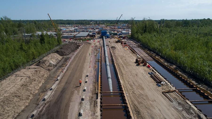 Фото © Nord Stream 2