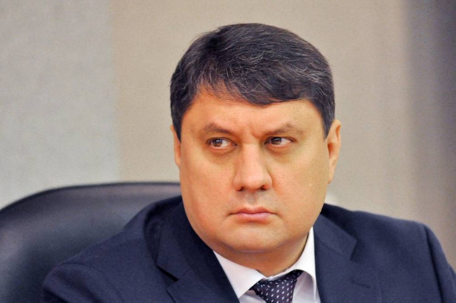 <p>Экс-мэр Норильска Ринат Ахметчин. Фото © ТАСС / Кожевников Денис</p>