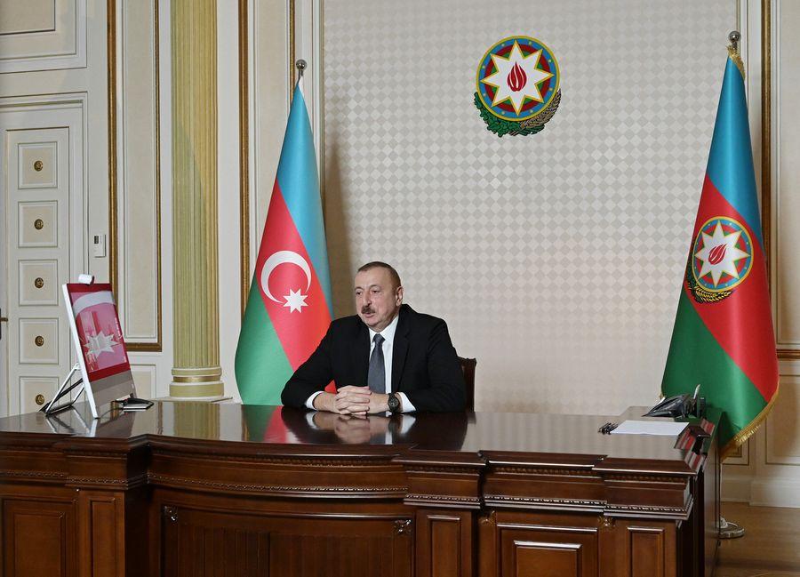 <p>Ильхам Алиев. Фото © Администрация Президента Азербайджана</p>