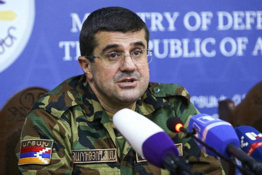 <p>Араик Арутюнян. Фото © ТАСС / Айк Багдасарян / Photolure</p>
