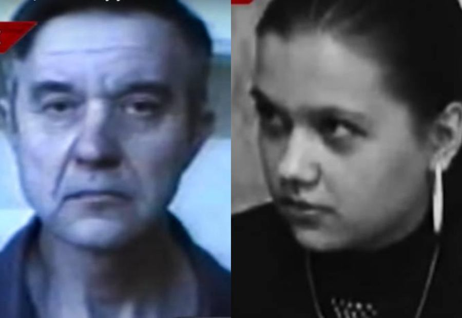 Виктор Мохов, Екатерина Мартынова. Скриншот © YouTube / НТВ