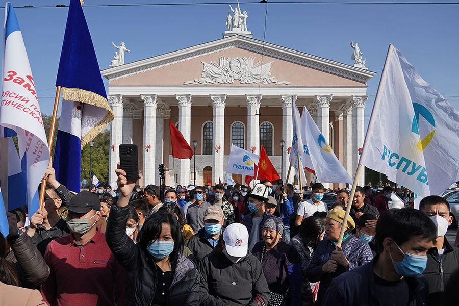Фото © ТАСС / Сарылаев Абылай