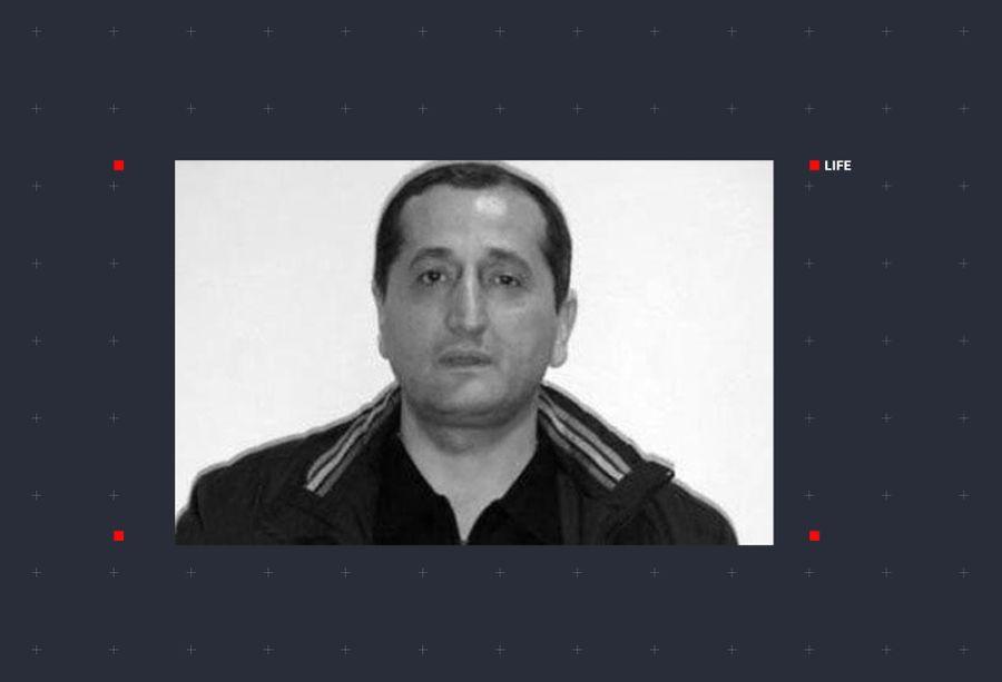 "Вор в законе Эмзар Джапаридзе. Фото © ""Прайм Крайм"""