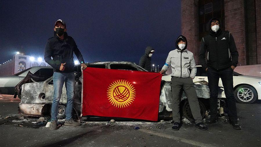 Фото © ТАСС / Абылай Саралаев