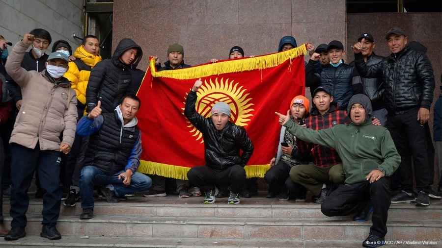<p>Фото © ТАСС /AP / Vladimir Voronin</p>