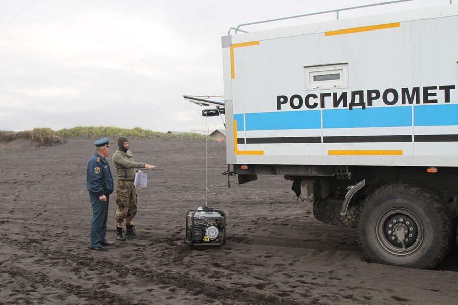 Фото © ГУ МЧС России по Камчатскому краю