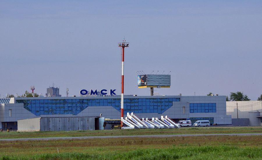 <h1>Фото © VK / Омский аэропорт</h1>