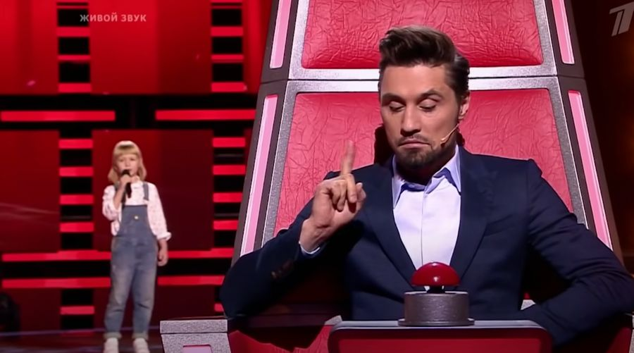 Фото ©  YouTube / The Voice Kids Russia/Голос Дети
